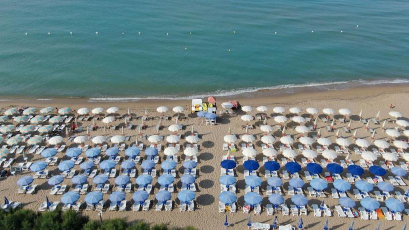 Hotel sul mare spiaggia sabbia fine, Isola-Capo-Rizzuto