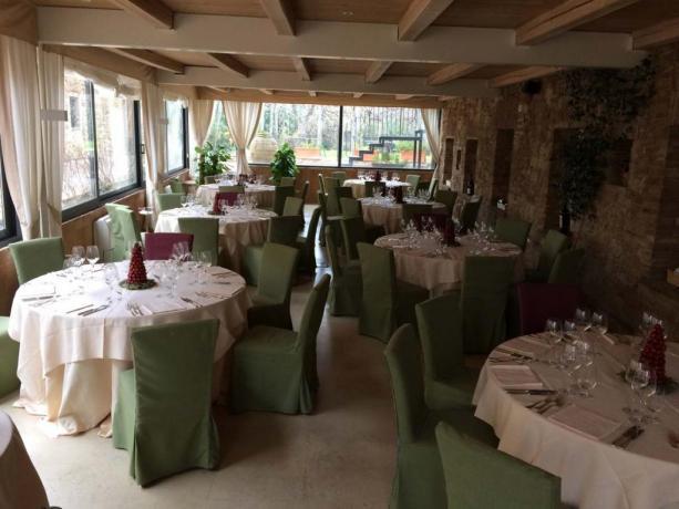Ristorante le Melograne Resort Le Tre Vaselle