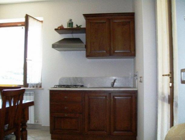 Appartamento Montefalco con cucina attrezzata