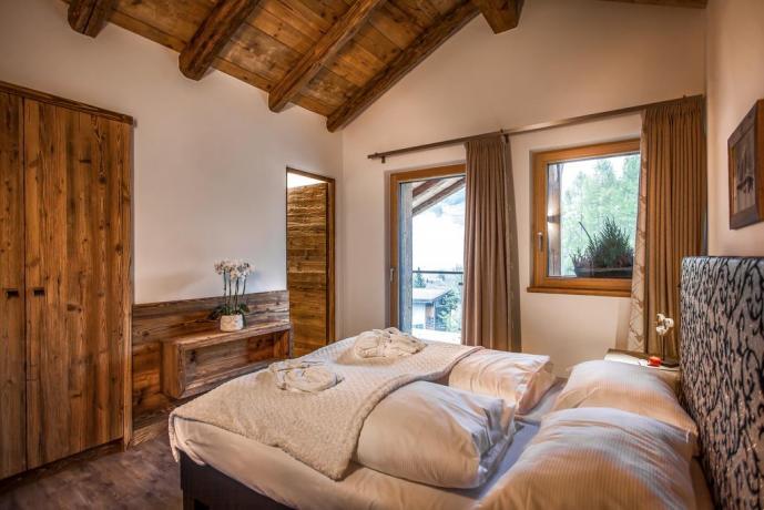 Appartamenti con balcone panoramico ad Alta Badia