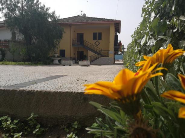 Garden Hotel a Capua con Giardino