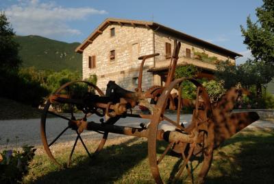 Agriturismo per famiglie ad Assisi