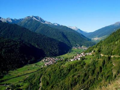 Cottages, B&b and pensions, Val di Sole