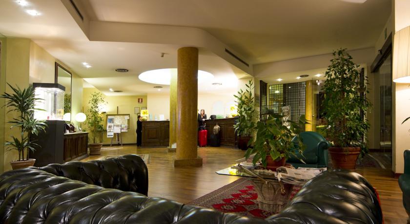 Ingresso Grand Hotel**** Terme Chianciano Terme