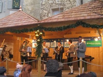 Soggiornare a bressanone in occasione dei mercatin hotel b for Residence bressanone centro