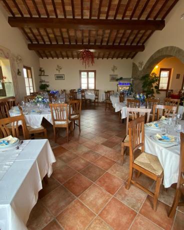 Agriturismo in Umbria con Ristorante Piatti Tipici