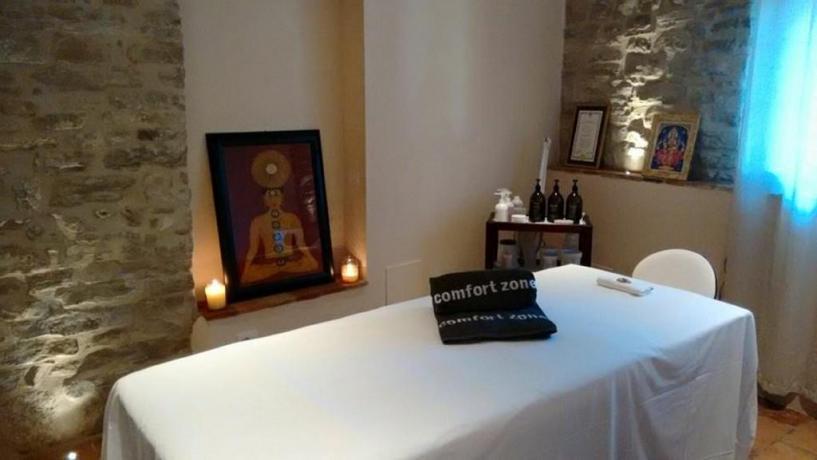 Private spa - centro benessere in Assisi