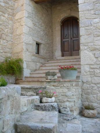 Agriturismo in Pietra Abbateggio in Montagna Abruzzo
