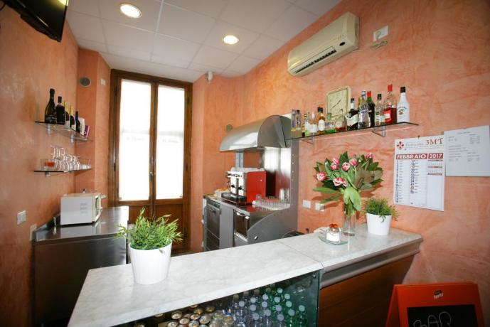 Elegante Hotel Firenze centro Prima Colazione Bar