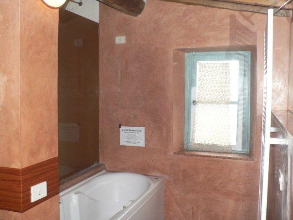 Vasca Jacuzzi appartamento Rosso relais vicino Prato