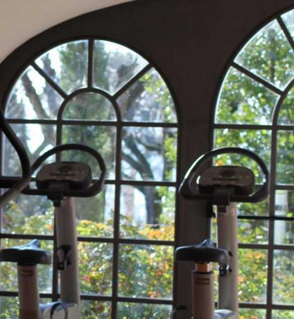 Palestra in hotel di lusso Perugia Umbria