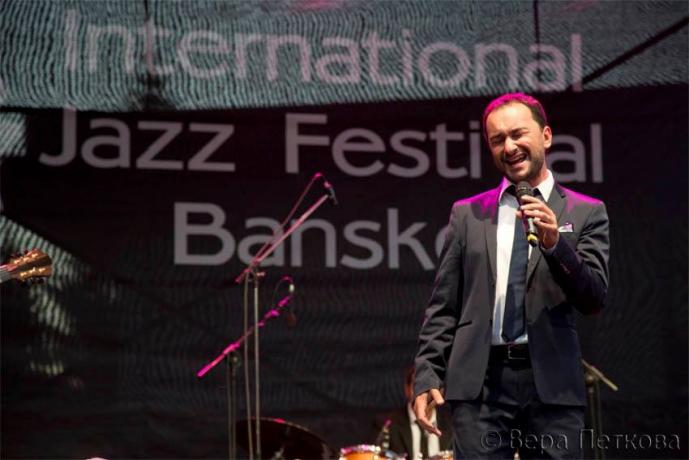 Fabio Lepore: Bansko Jazz Festival Bulgaria 2013