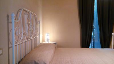 Camera matrimoniale appartamento Posterola