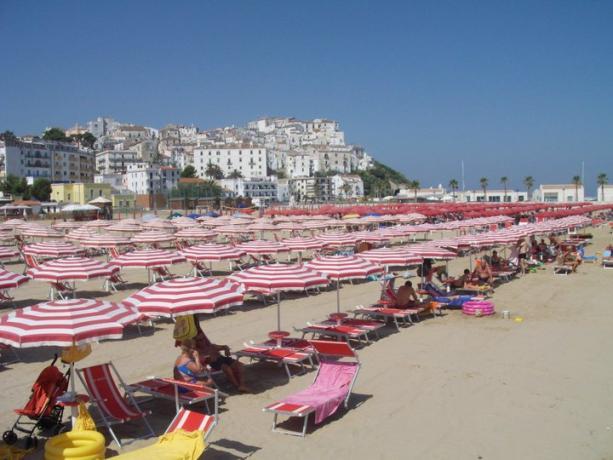 Hotel a pochi passi dalla Spiaggia Rodi