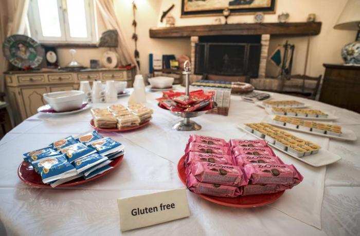 Colazione vicino ad Assisi: Dolci fatti in casa