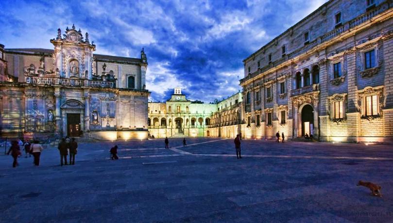 B&B a Lecce, centro storico