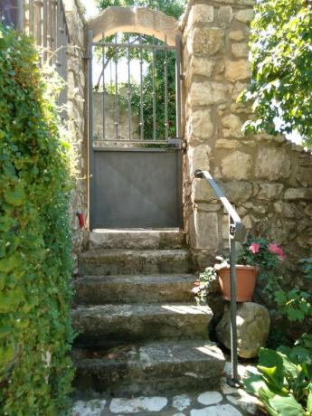 Bed and Breakfast Gaeta con ampio giardino