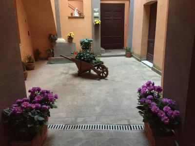 Dormire nella città dei fiori in Umbria