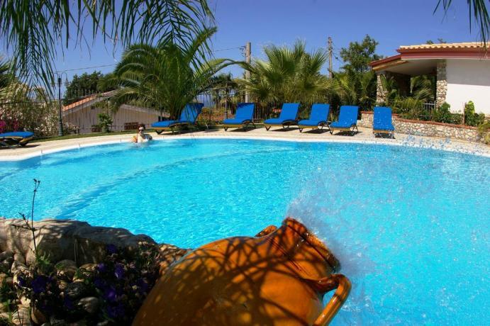 Residence con Internet WIFI, Area giochi in Calabria