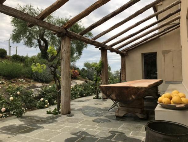 arredo garden furniture progettazzione giardini su misura