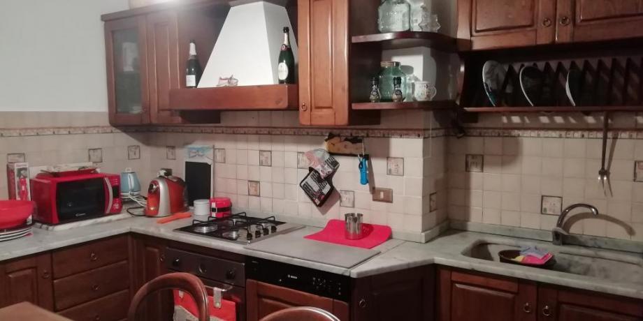 Casa vacanza con cucina completa a Collodi