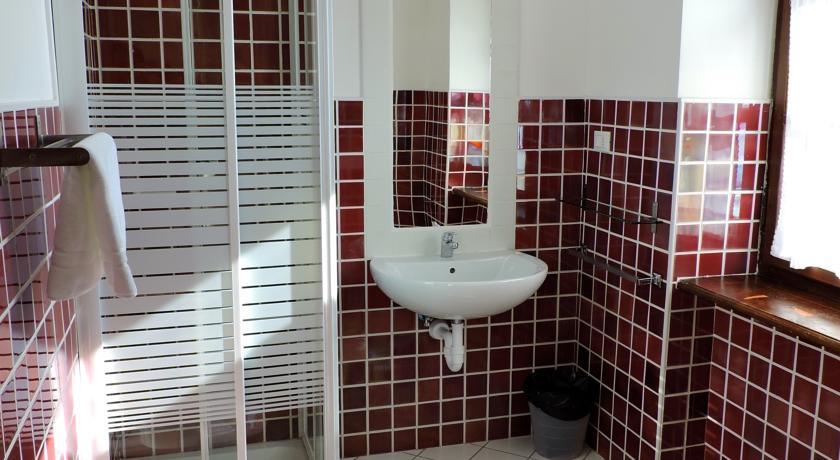 Bagno privato in camera con servizi