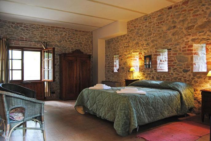 Camera matrimoniale del Gelsomino