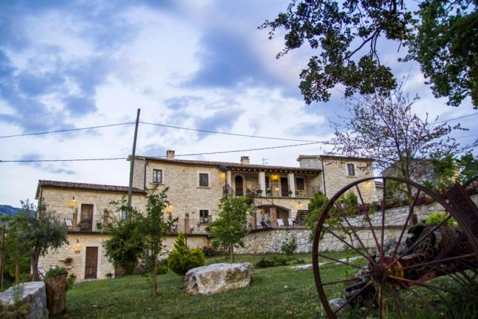 Agriturismo Abbateggio (PE) Abruzzo Camere/Suite/Appartamenti