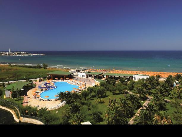 TORRESERENA: Villaggio Turistico 4 stelle Mare Ionio