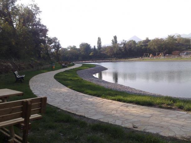Vicino parco Pollino Camere Matrimoniale in B&B