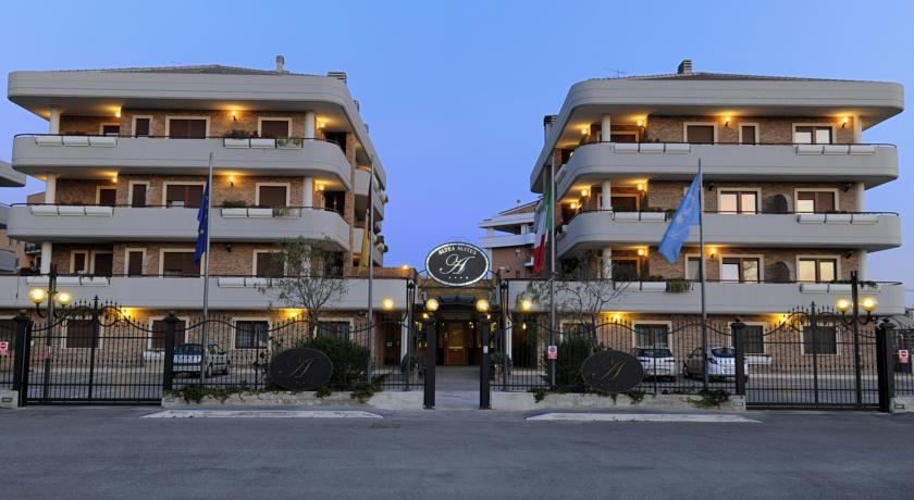 Hotel altea suite: Palestra