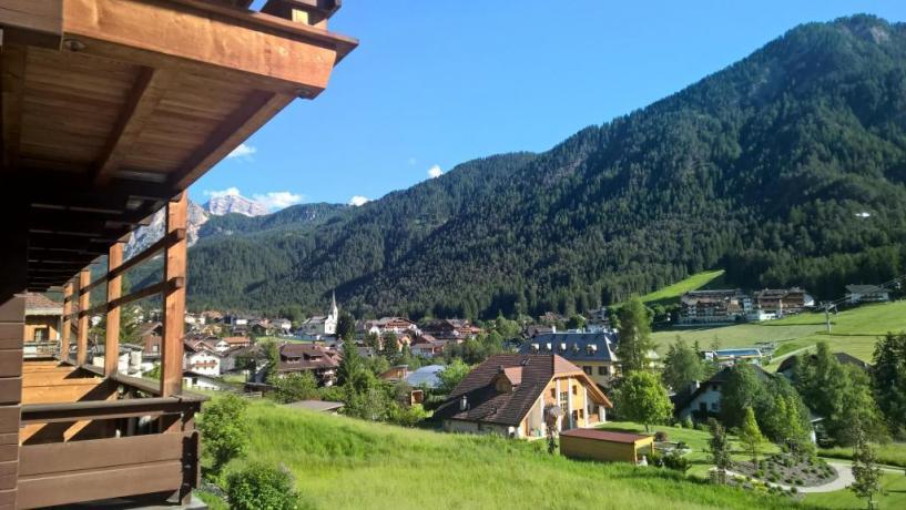 Appartamenti con balcone vista panoramica a Bolzano