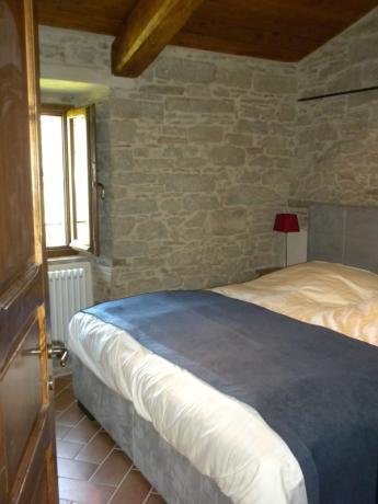 Camera Matrimoniale Aria Villa Padronale con Piscina