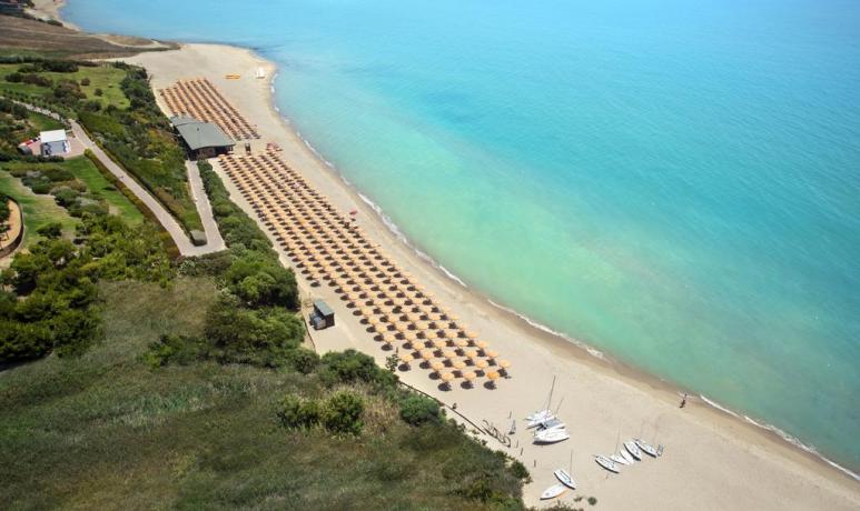 Spiaggia Privata hotel a Licata Agrigento