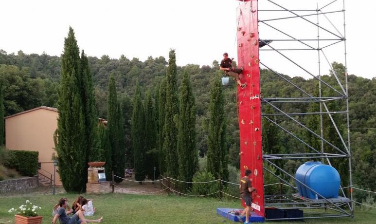 Agriturismo con possibilità di escursioni e trekking Umbria