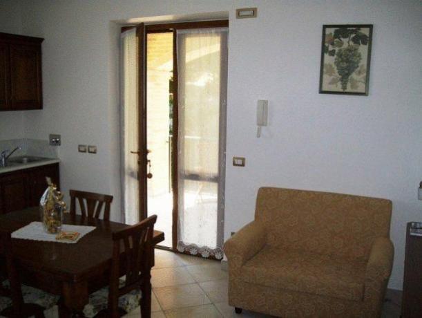 Appartamento a Montefalco per famiglia