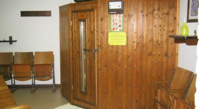 Sauna per gli ospiti