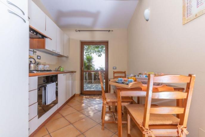 Angolo cottura appartamento a Rieti