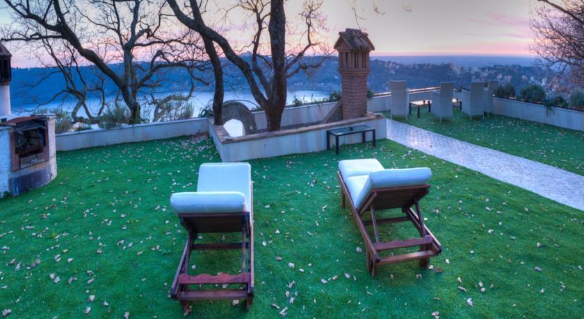 Relax sul Lago di Castel Gandolfo