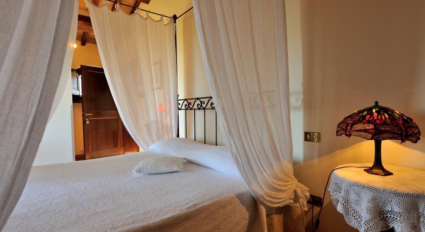 Suite Torre bellissimo letto in Soppalco