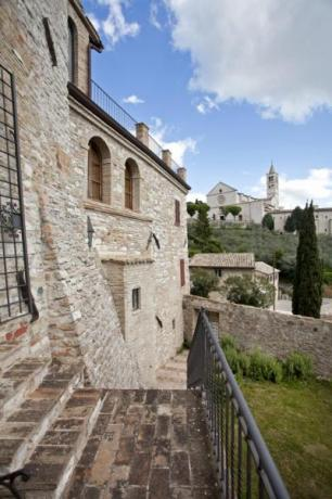 Suite Beatitudo lusso in Assisi centro