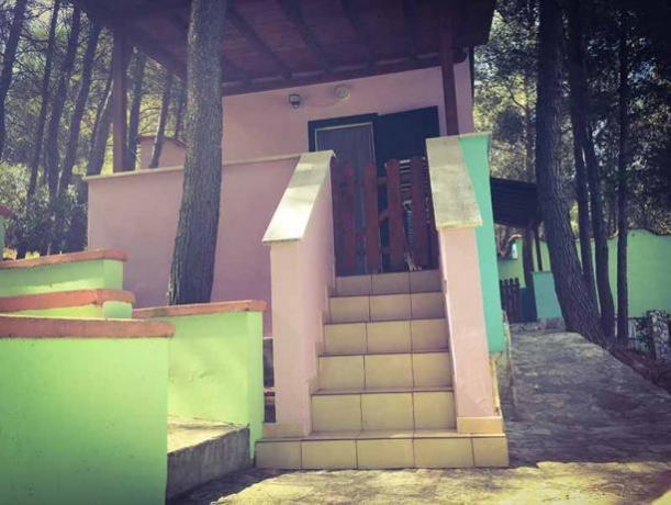 Appartamenti ideali per famiglie in Villaggio