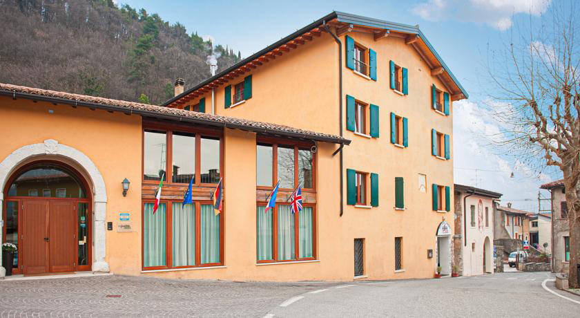 Hotel a Gargnano vicino Lago di Garda