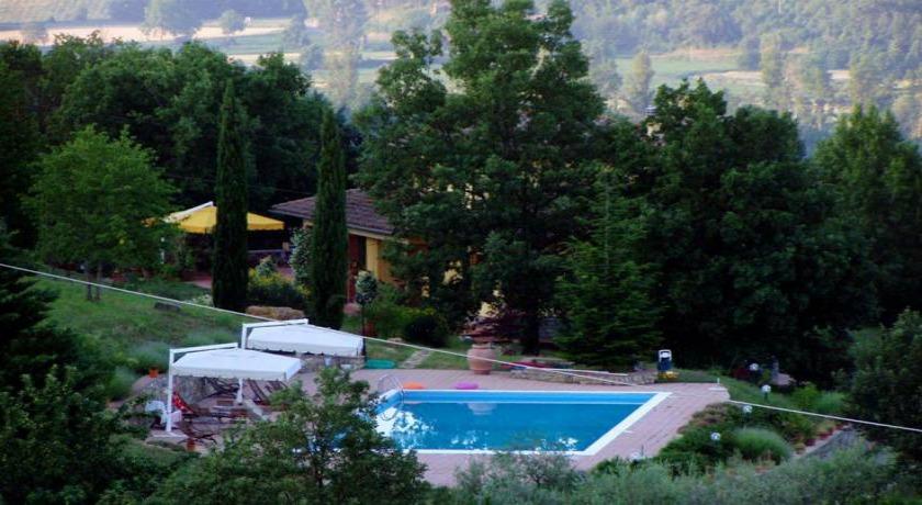 Villa vicino al borgo di Poppi Arezzo
