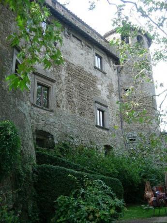 Il Castello Orsini a Vasanello