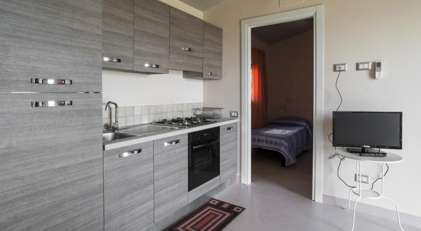 Appartamenti con Angolo cottura nella Campagna Toscana