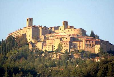 Montone, vicino Città di Castello
