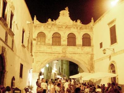 Holiday in Italy, Where to stay in Puglia
