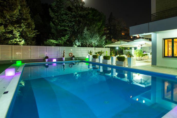Hotel 4stelle a Rende con piscina e solarium