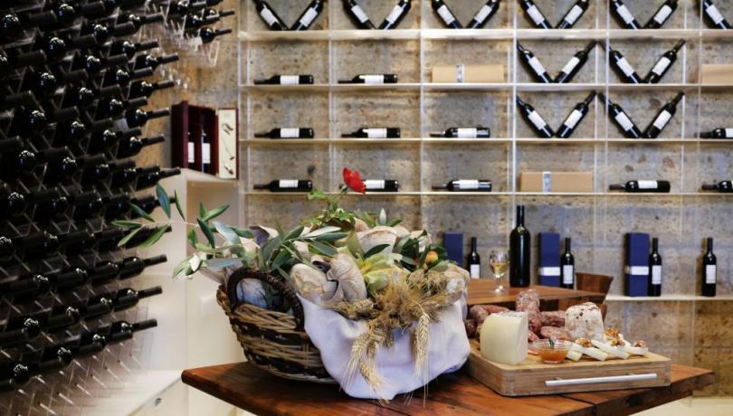 Umbria Resort, Camere Deluxe con Cantina, Orvieto